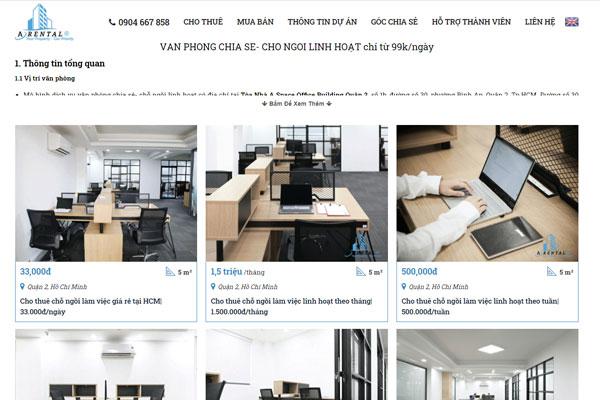 Phân biệt các loại hình văn phòng chia sẻ mới